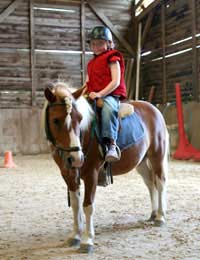 Child Autism Stables Horse Career