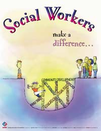 the basw study of 1100 social workers over a two week period in march highlighted social workers swamped in paperwork and having to take on roles meant for - Why Do You Want To Be A Social Worker